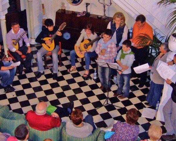 III edición de Folías la Alhambra 2010