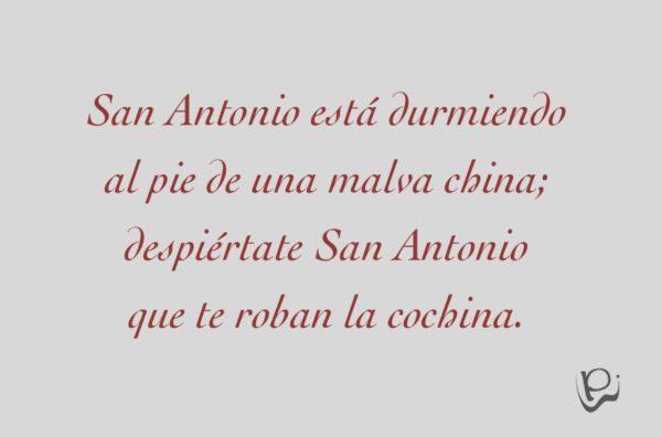 San Antonio está durmiendo